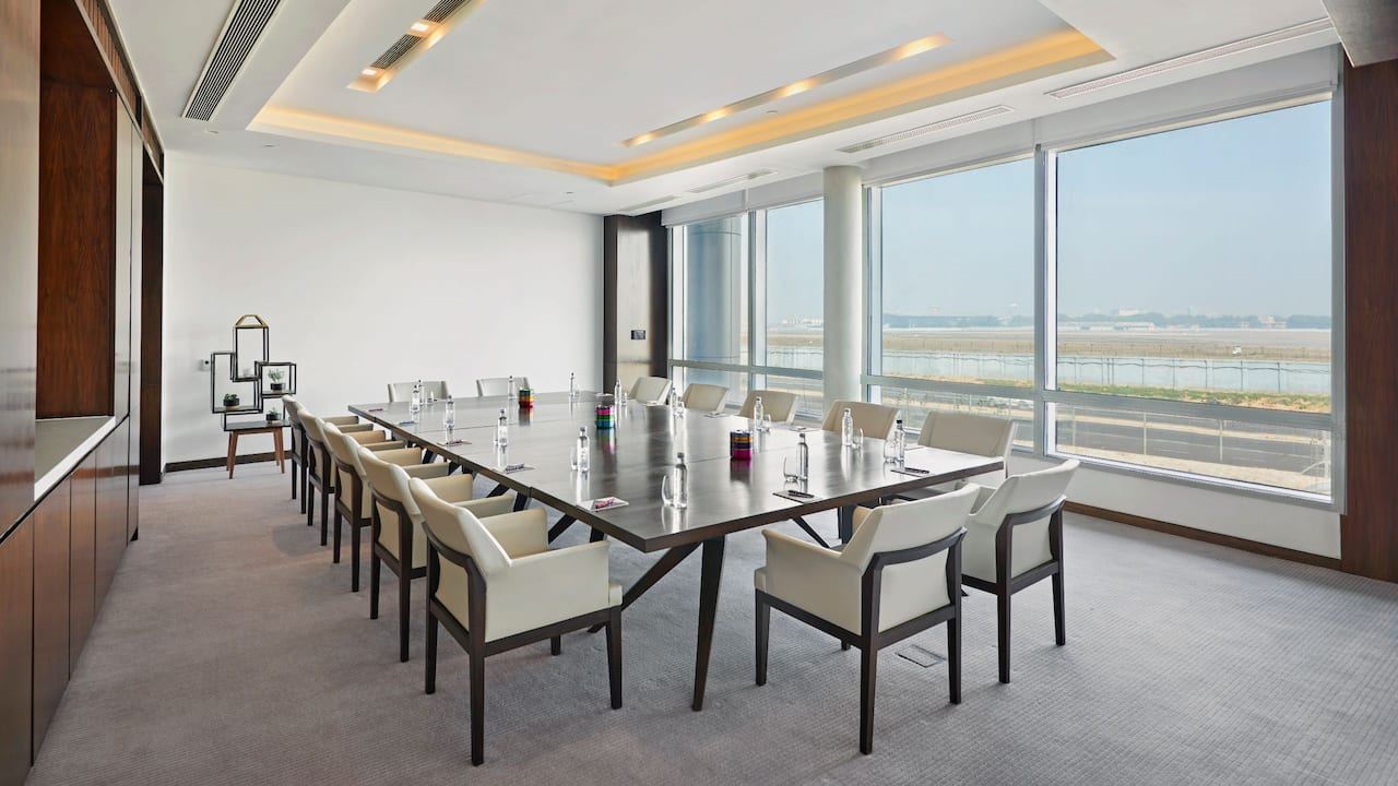 Andaz Delhi Studio - Meeting Places in Delhi