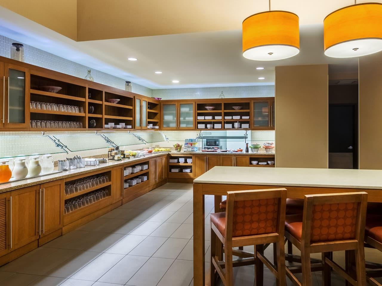 Hyatt Place Delray Beach Kitchen