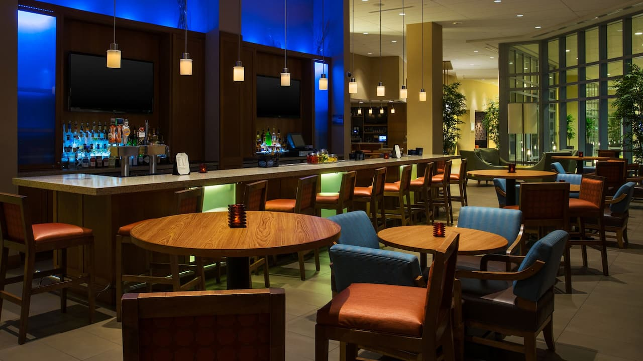 Hyatt Place Delray Beach Bar 104