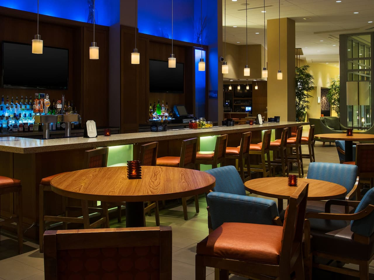 Hyatt Place Delray Beach Full Service Bar