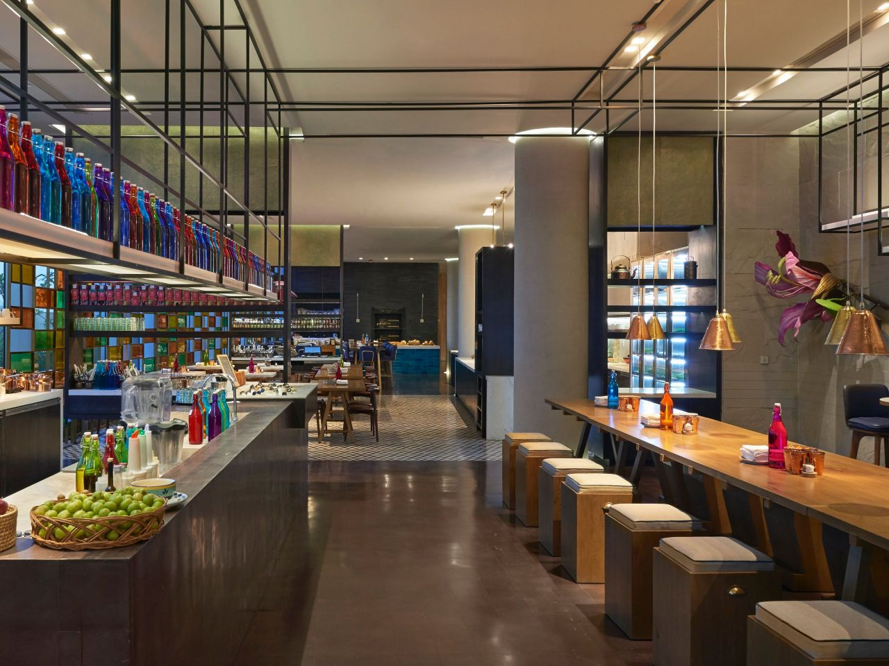 Andaz Delhi AnnaMaya Food Hall