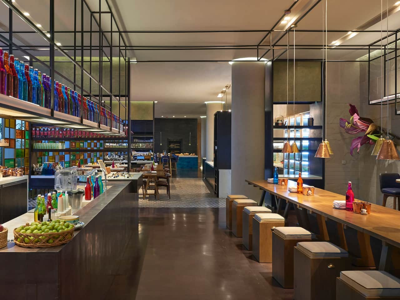 AnnaMaya Food Hall - Top restaurant in Delhi NCR