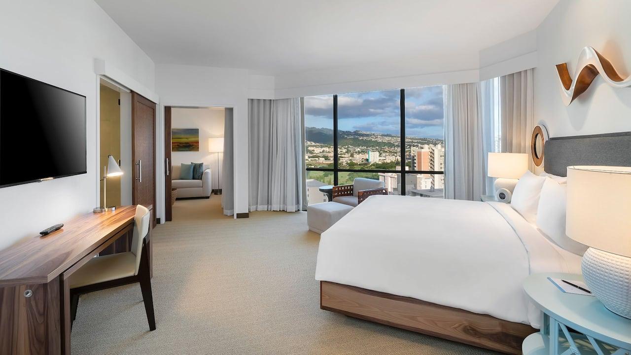 Guest Suite Hyatt Centric Waikiki Beach