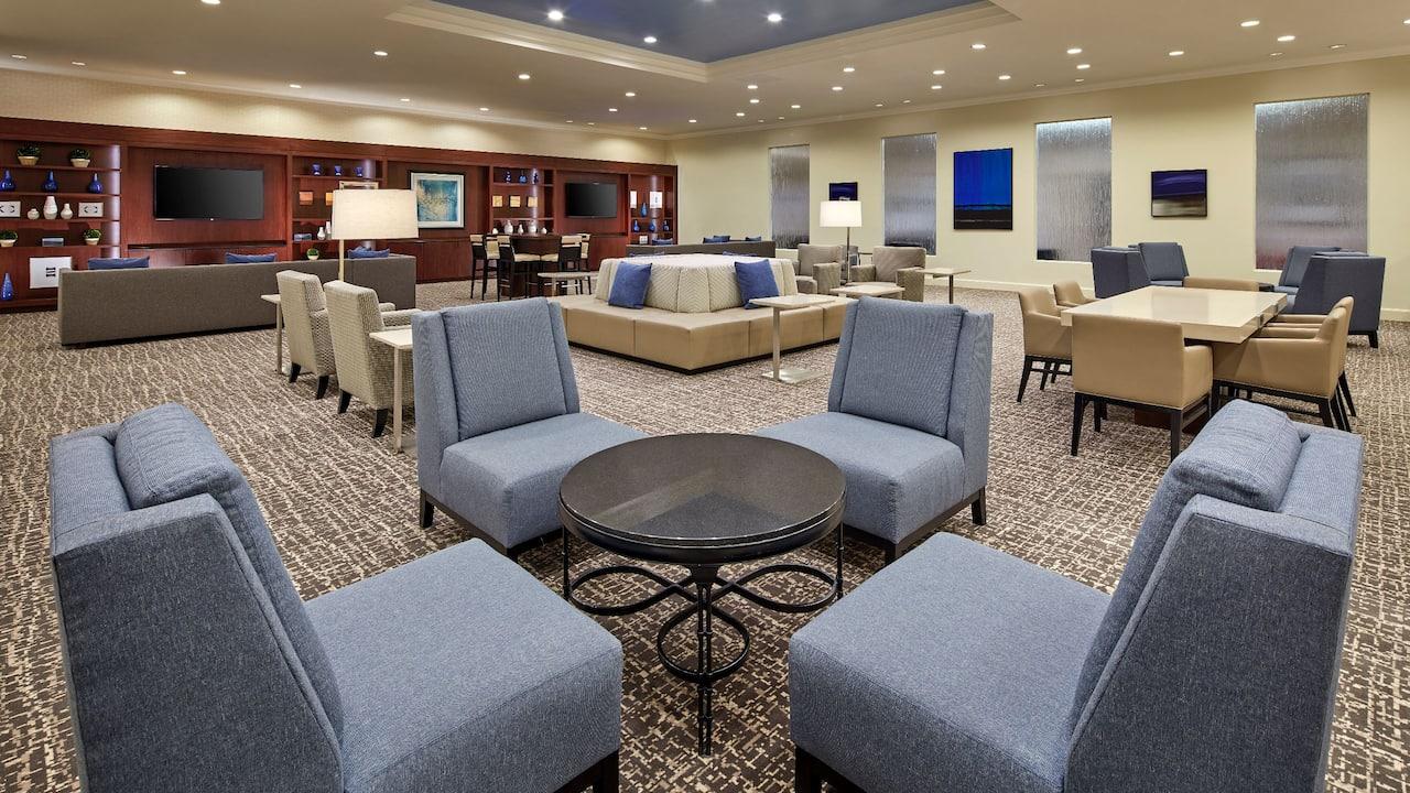 tulsa lobby