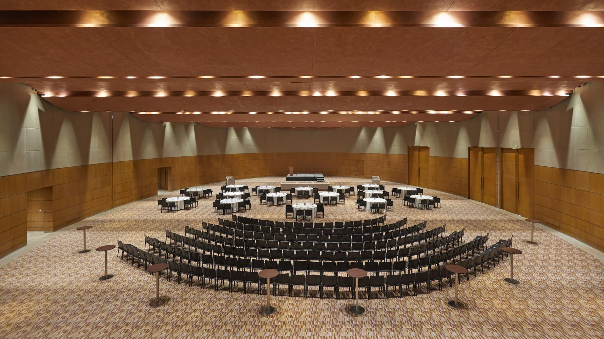 Andaz Delhi Ballroom Arena - Top meetings and event venue in Aerocity Delhi