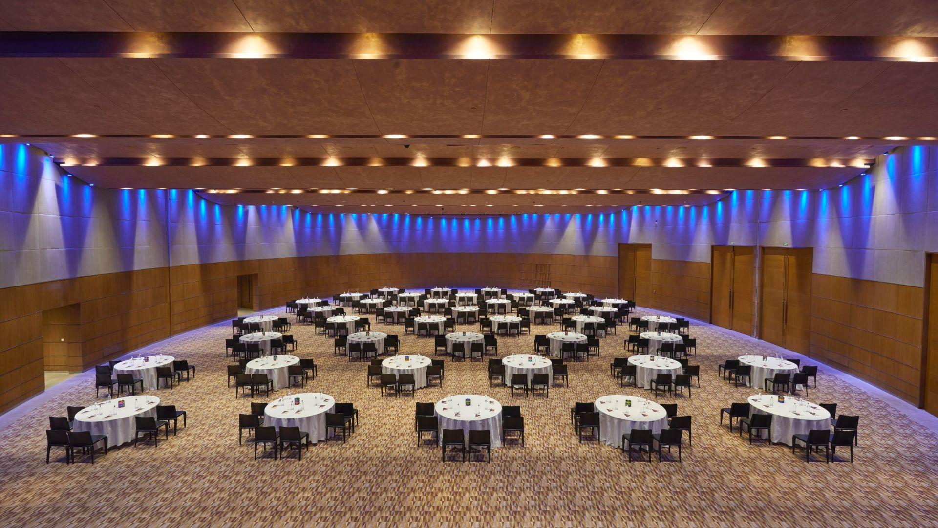 Andaz Delhi Ballroom - Top meeting and wedding venue in Aerocity Delhi