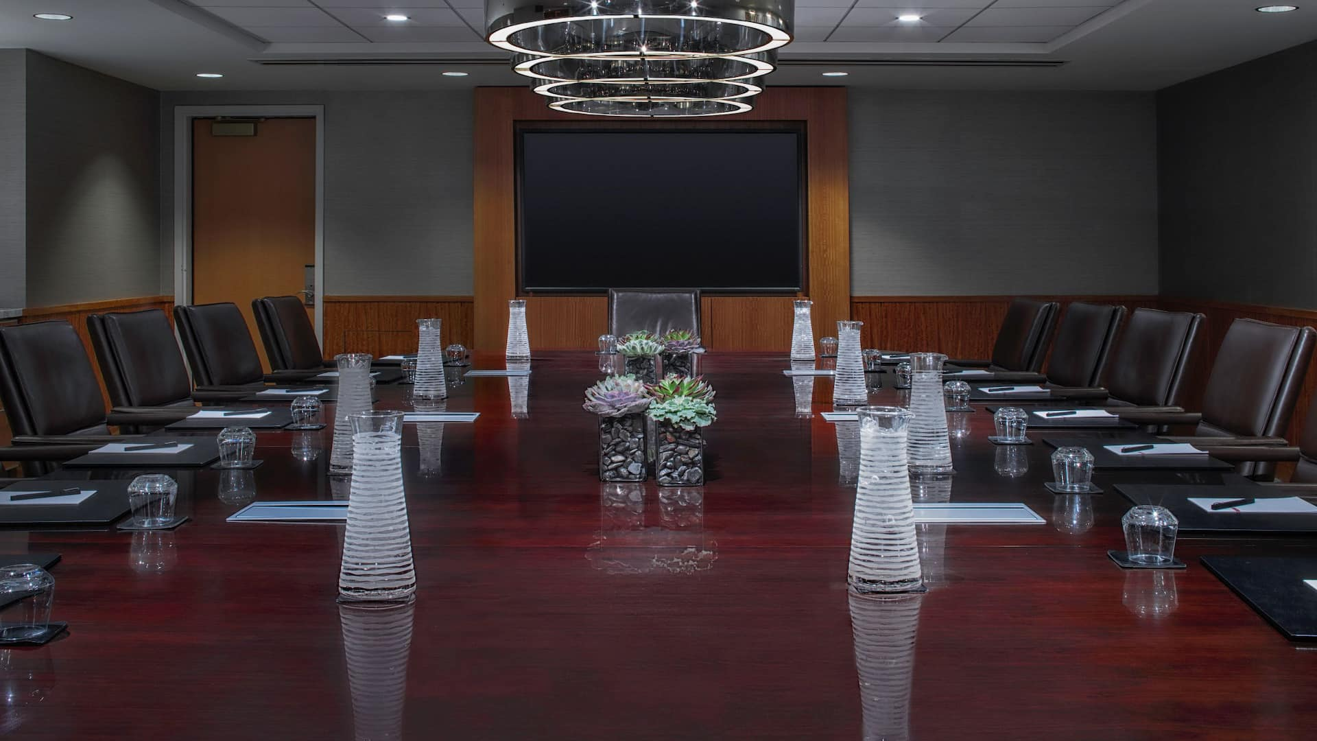 Grand Hyatt New York Boardroom