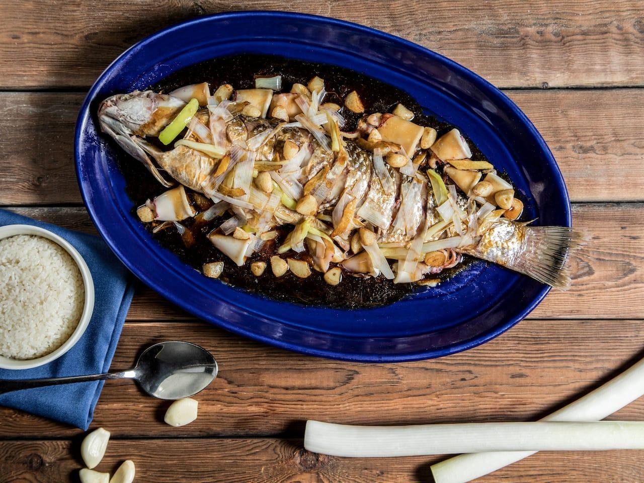 Dong Hai 88 - fish