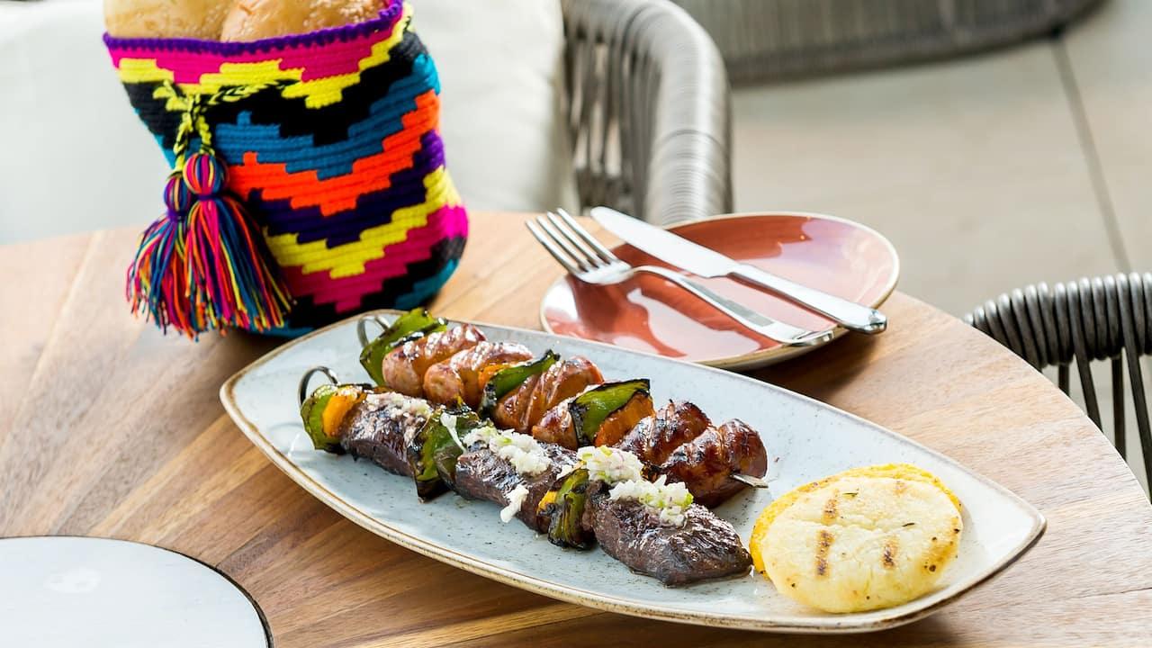 Amacagua Restaurant grill