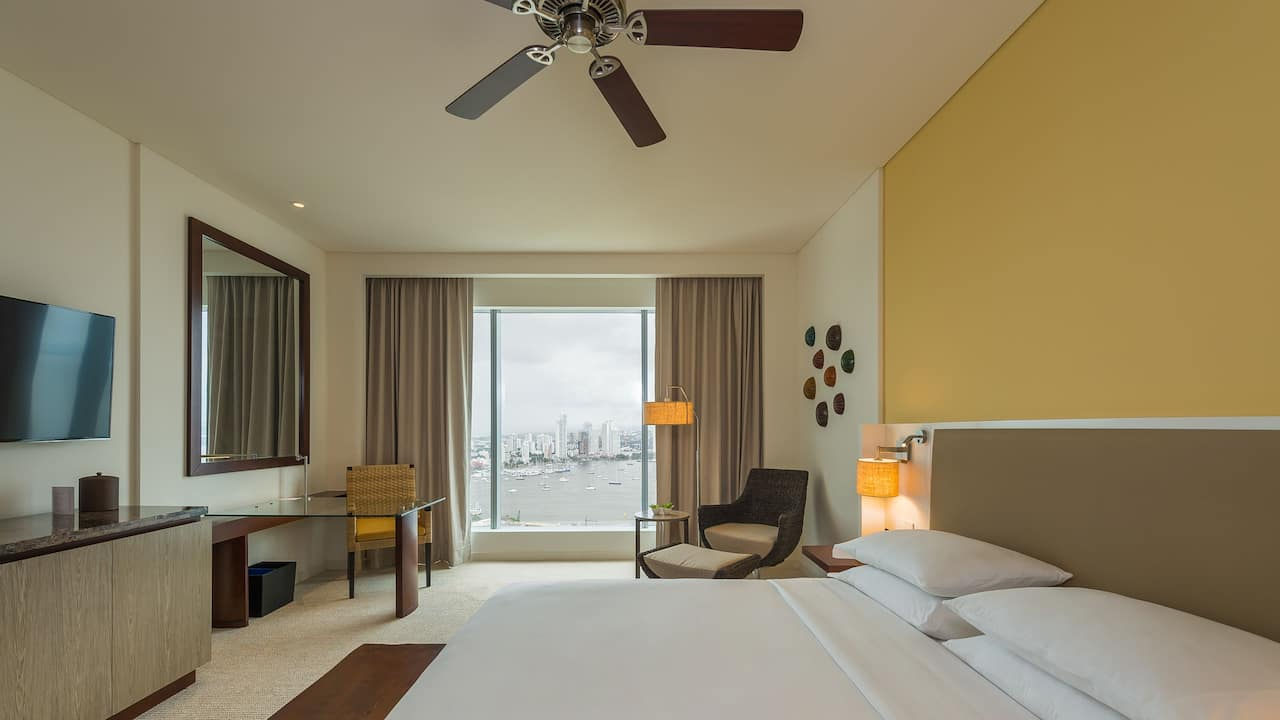 King Room Bay View