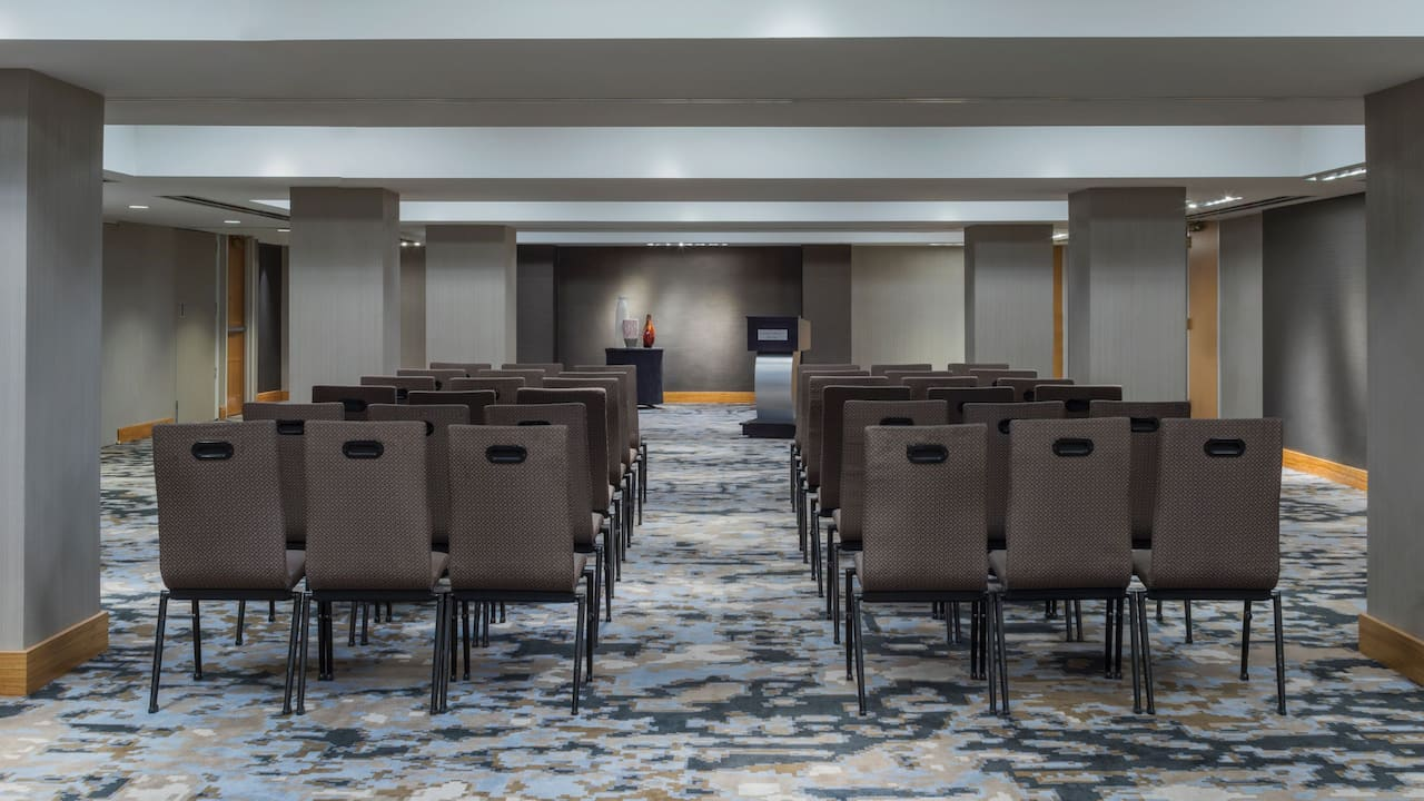 Grand Hyatt New York Imperial Theatre Meeting Room