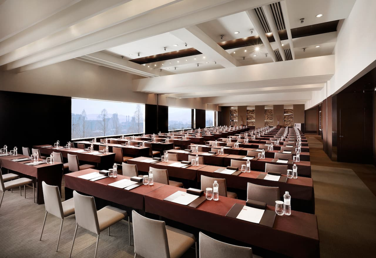 Namsan Rooms for Business Meetings & Private Events