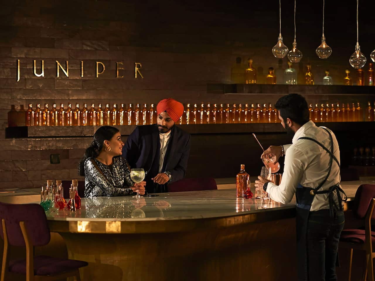 Juniper Bar - Best bar in Delhi NCR