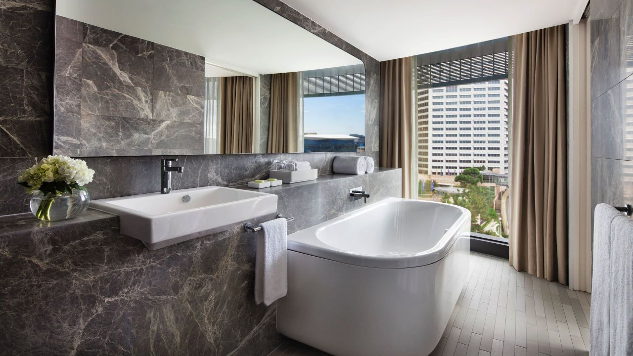 Premium Hotel In Darling Harbour Hyatt Regency Sydney