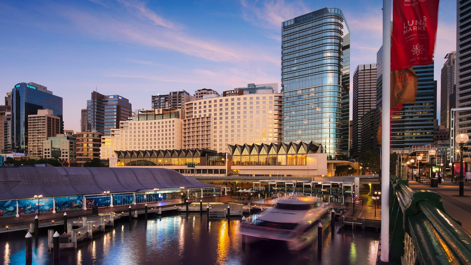 Star City Darling Harbour