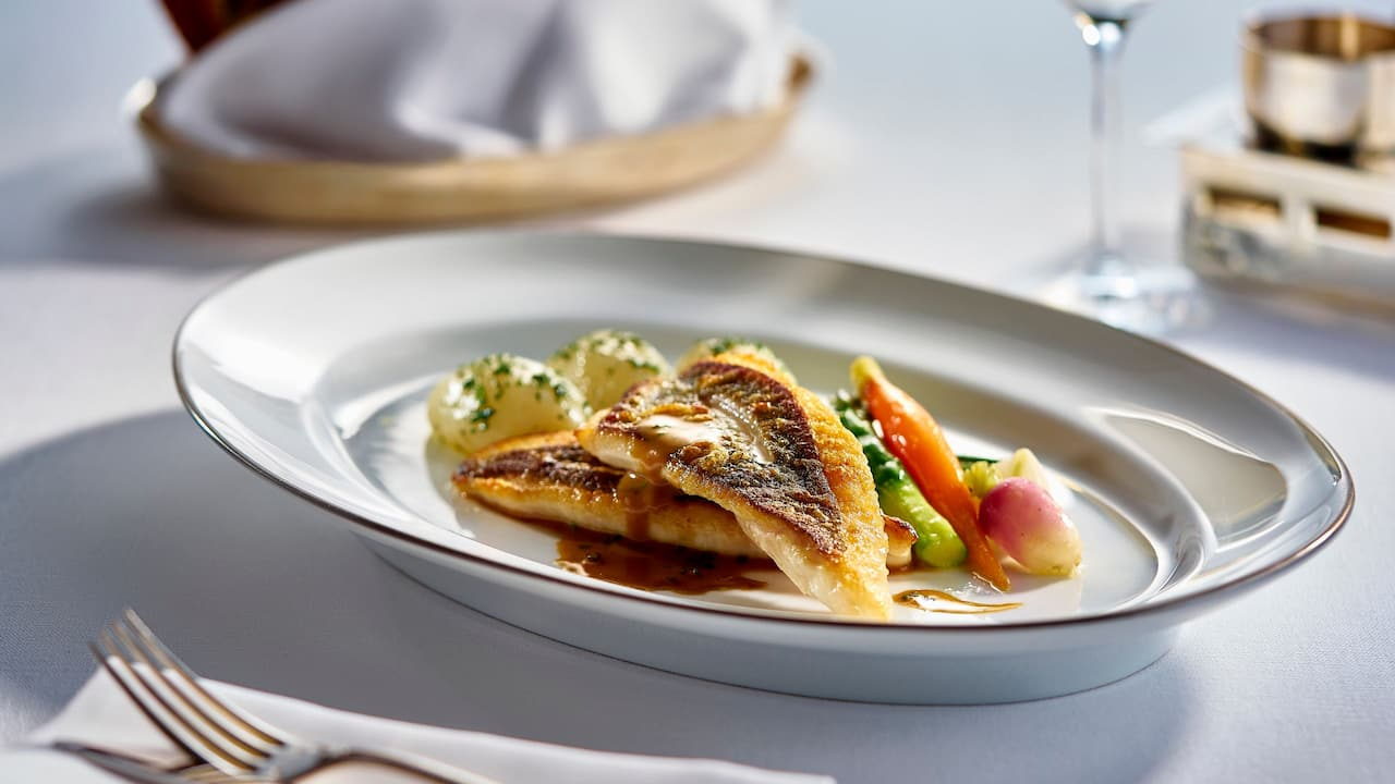 Hugos Pan fried New Zealand John Dory Fillet