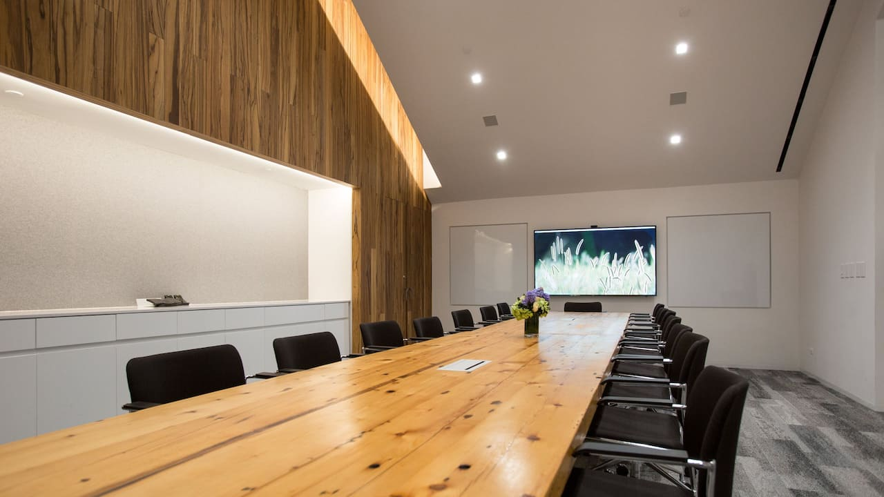 Project Farmhouse Conference Room