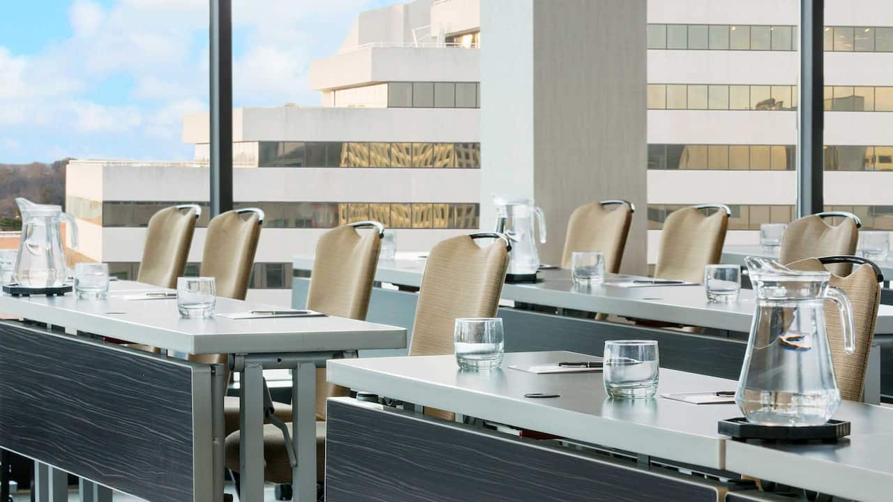Hyatt Regency Bethesda Boardrooms