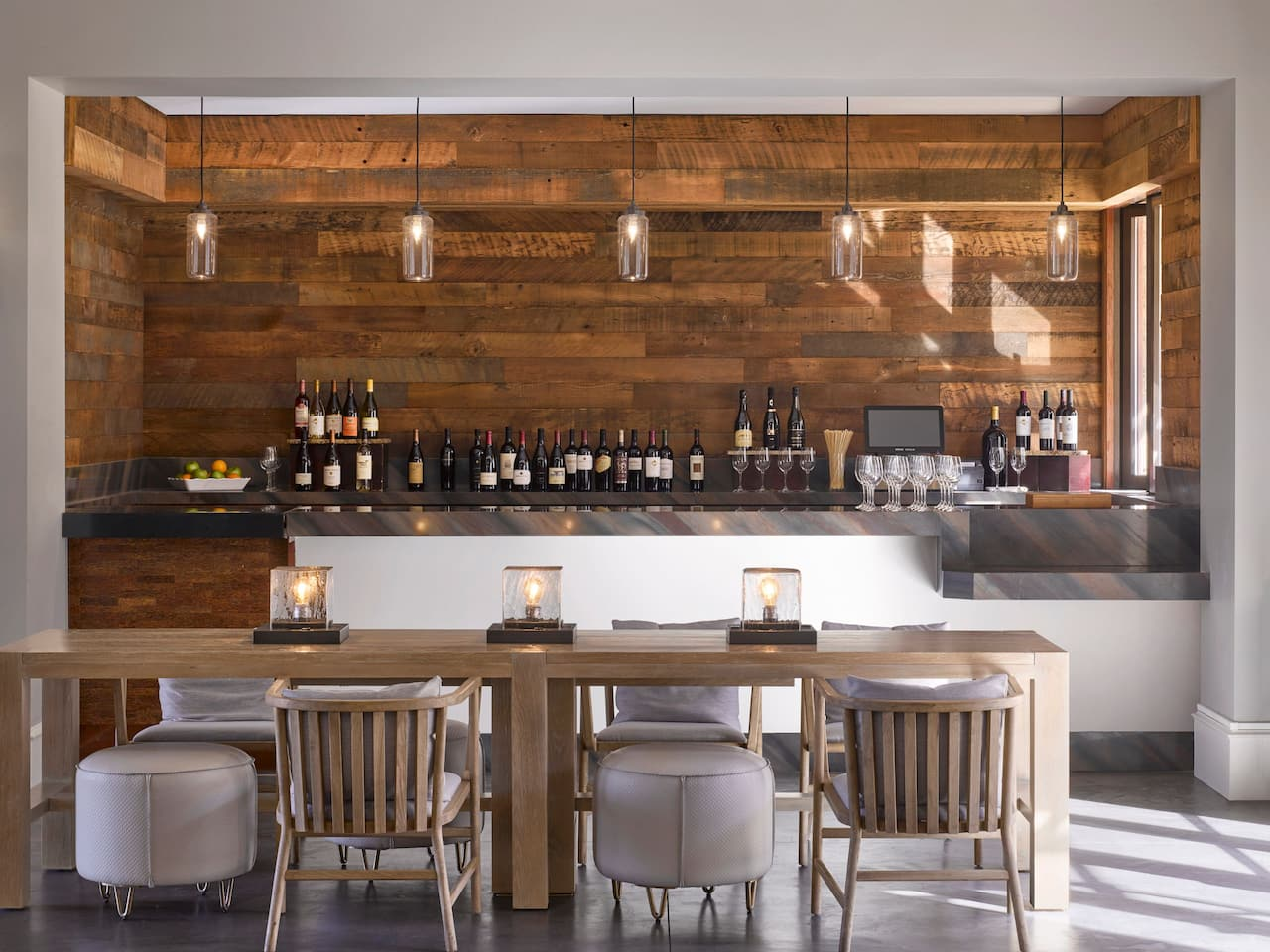 Railroad Stop Bar + Kitchen at Hyatt Regency Sonoma Wine Country
