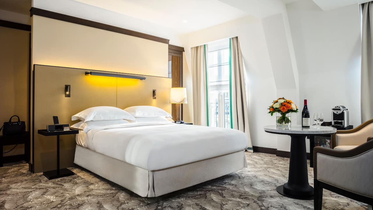 Hyatt Paris Madeleine King Deluxe