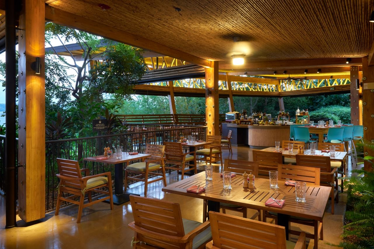 Andaz Rio Bhongo Restaurant
