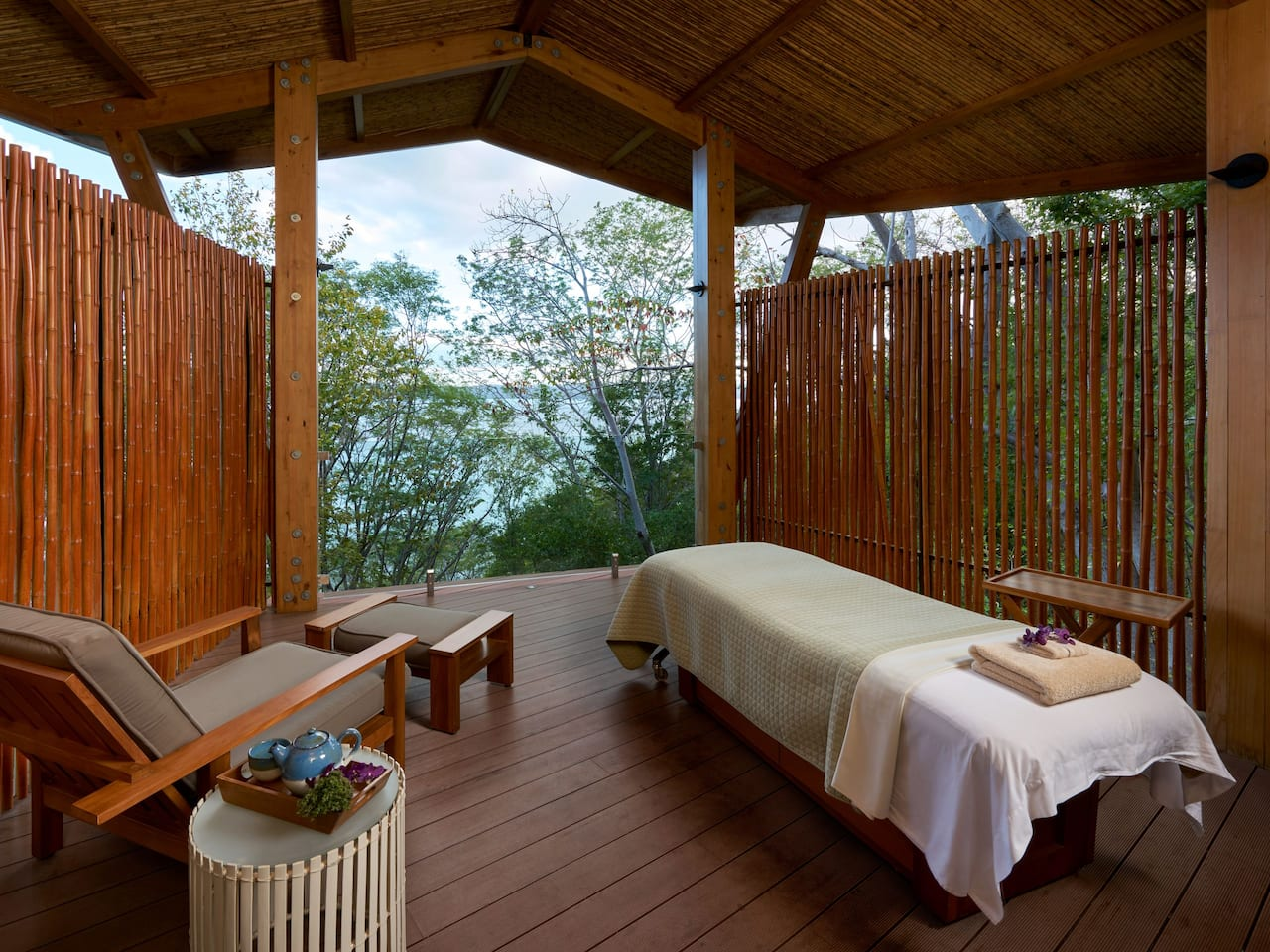 Wellness Costa Rica Onda Spa treatment room
