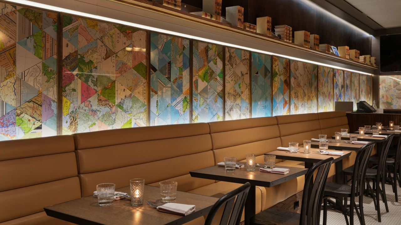 Hyatt Centric Times Square New York T45 Restaurant