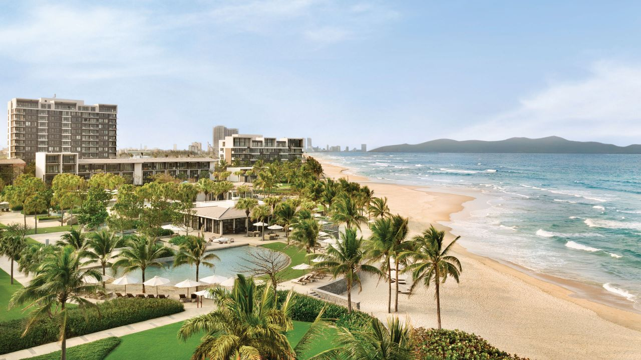 hyatt resorts, luxury beach resorts Hyatt Regency Danang