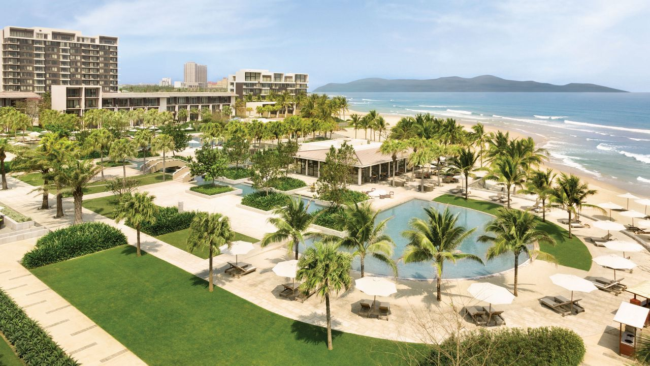 Best Waterside and Danang Resort Pools, Hyatt Regency Danang