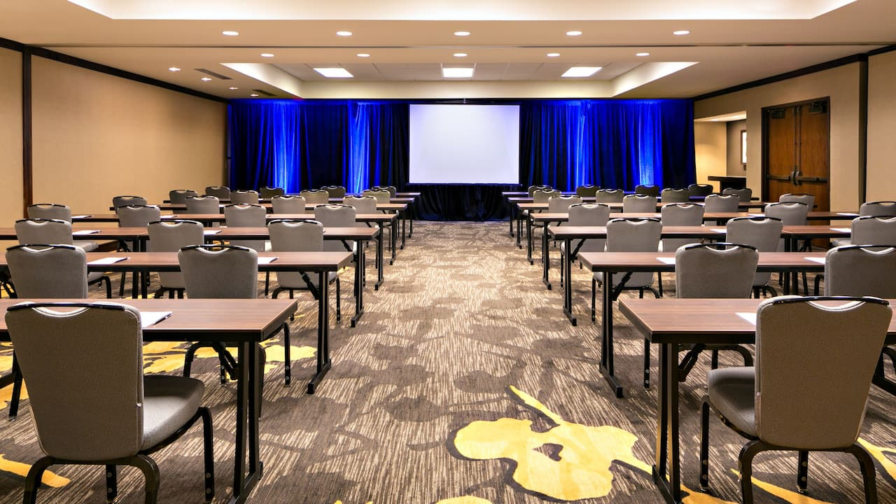 Classroom Style Meeting Event Hyatt Regency San Antonio River Walk