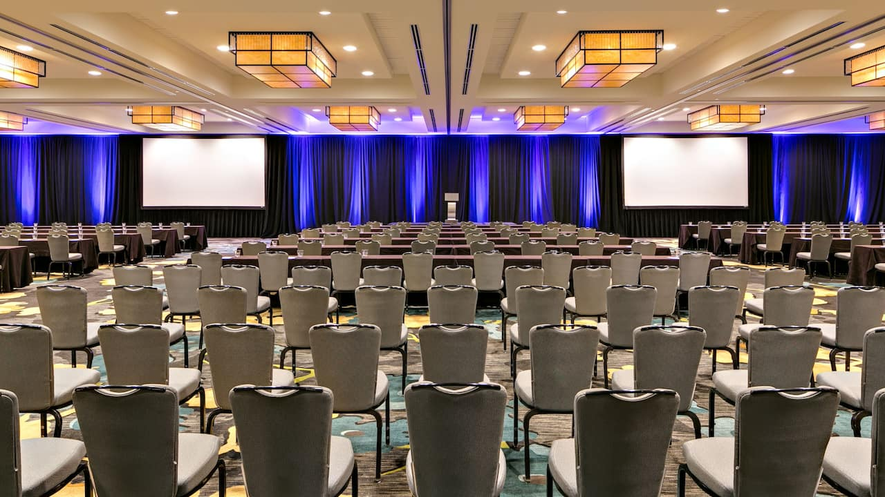 Ballroom Theater Event Venue Hyatt Regency San Antonio River Walk