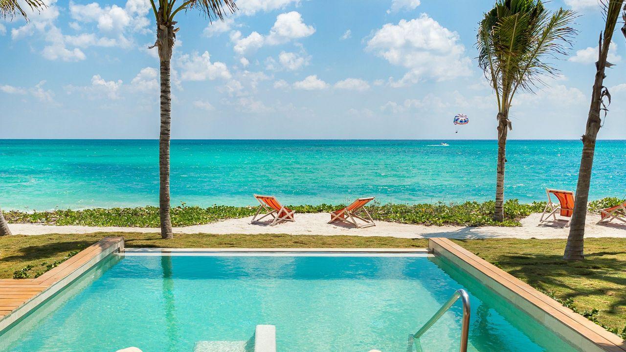 Andaz Mayakoba Resort Riviera Maya presidential suite view