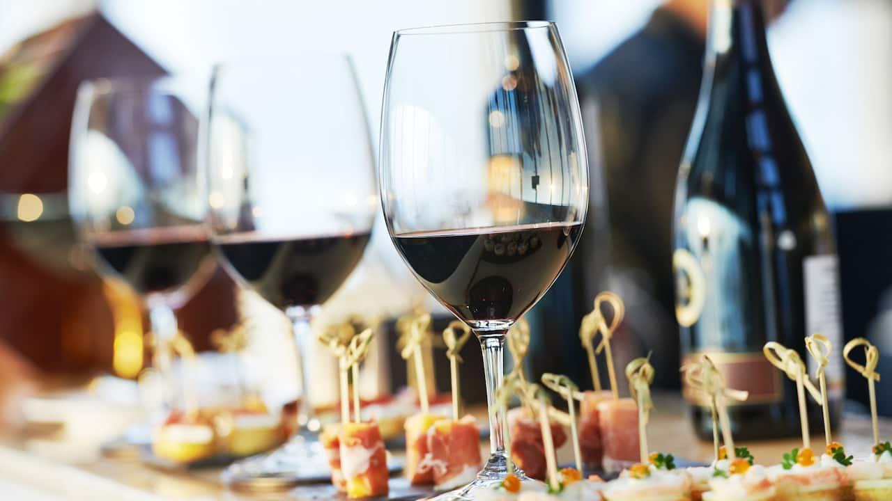 wine tapas