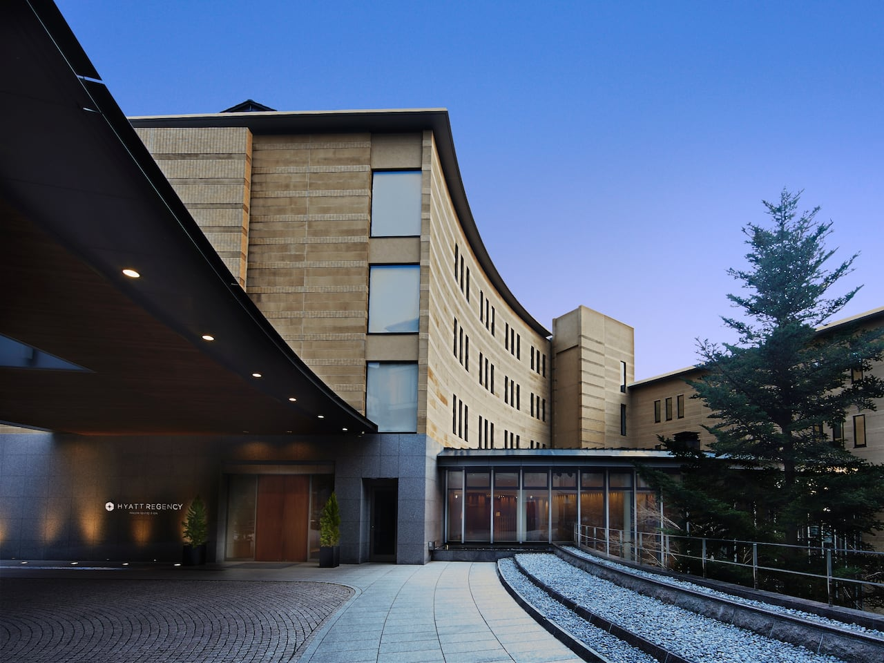 Hyatt Regency Hakone Resort & Spa| Hotel Exterior