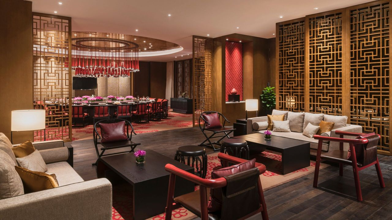 Xiang private dining room