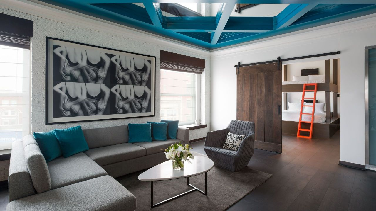 Unique Suites And Spacious Rooms In Gaslamp Quarter San Diego