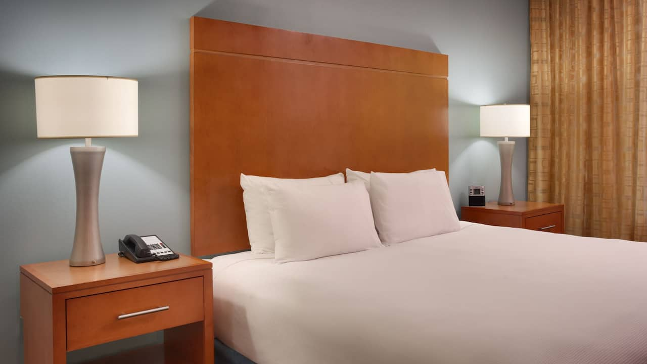 Studio Suite with King Bed – Hyatt House Hotel Salt Lake City/Sandy