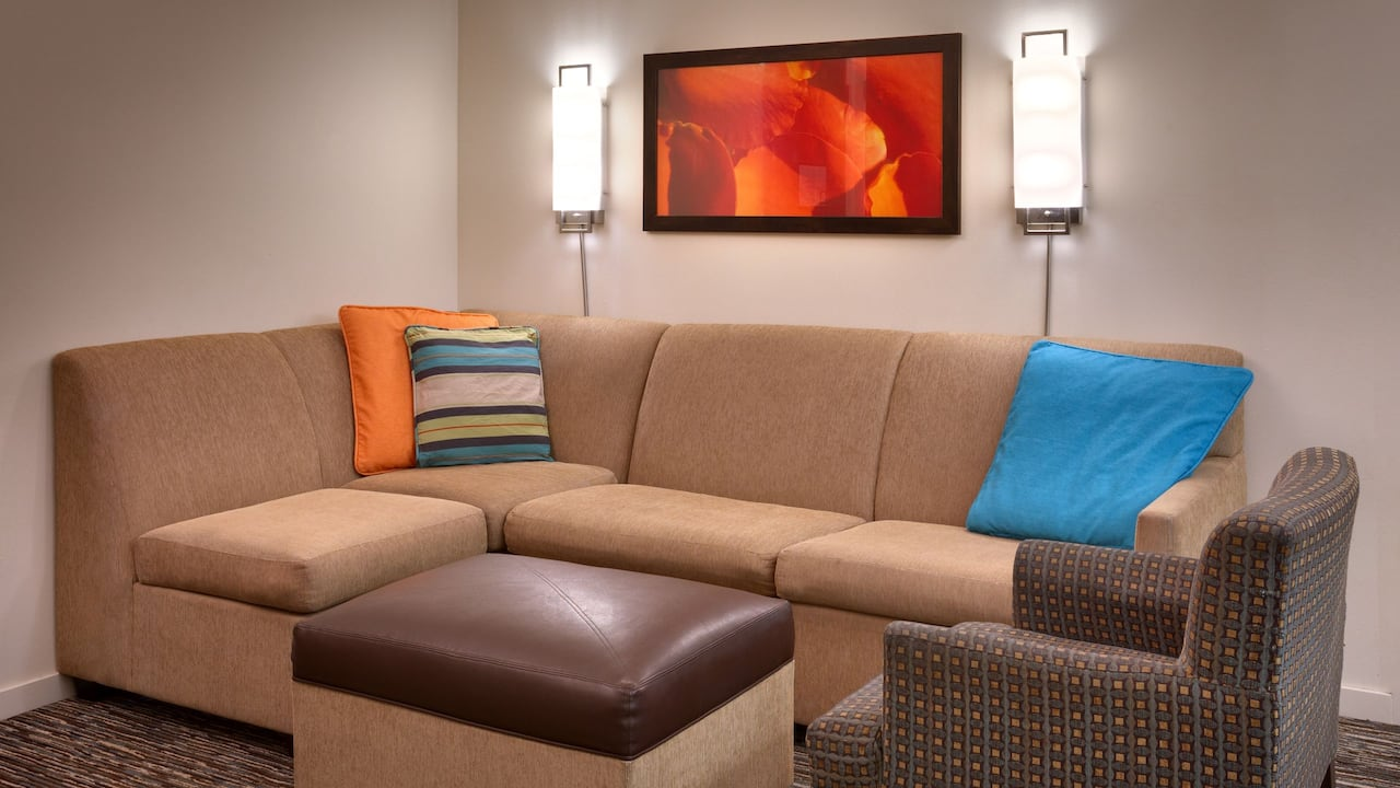 Sandy, UT Hotel Suites with Sofa Beds – Hyatt House Salt Lake City/Sandy