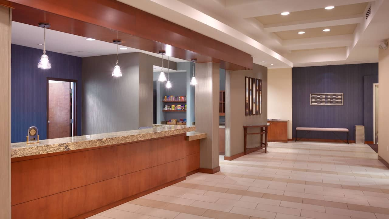 Sandy, UT Hotel Front Desk – Hyatt House Salt Lake City/Sandy