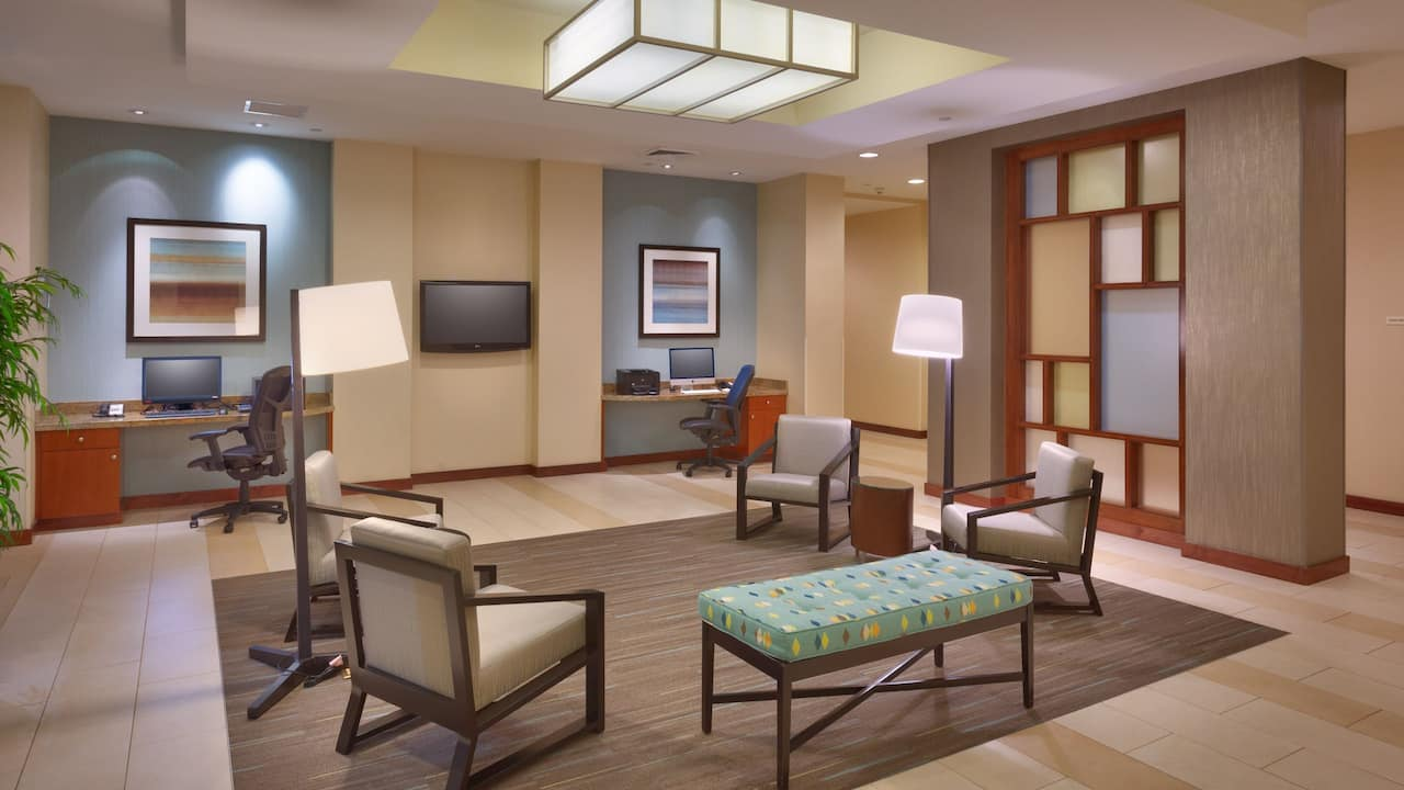 Sandy, UT Hotel with Business Services – Hyatt House Salt Lake City/Sandy