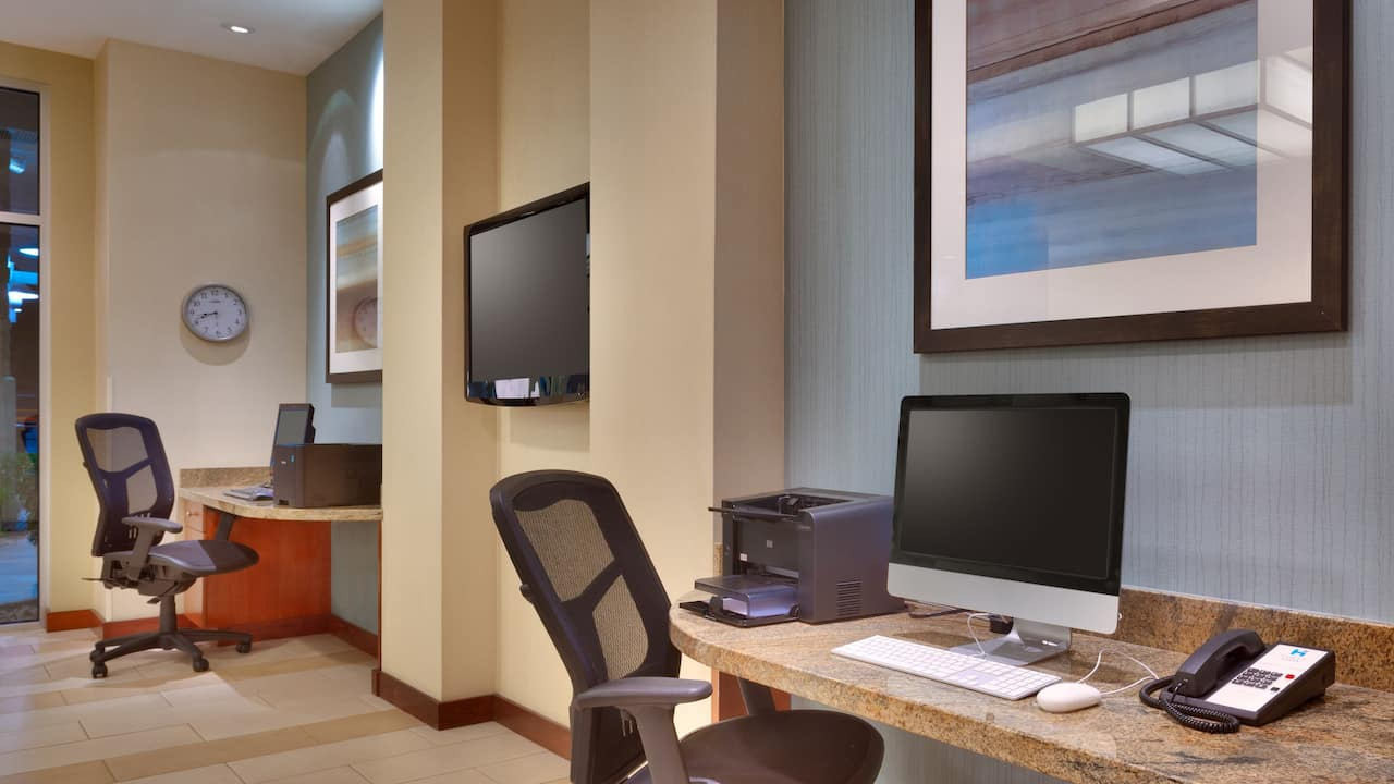 Sandy, UT Hotel with Business Center – Hyatt House Salt Lake City/Sandy