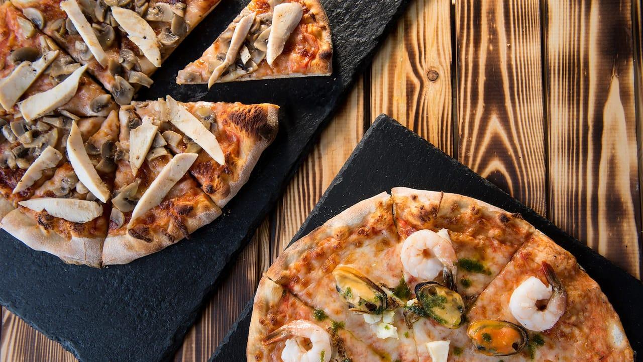 Market 24 Pizza