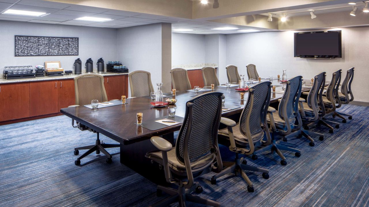 Houston Hotel Banquet Rooms