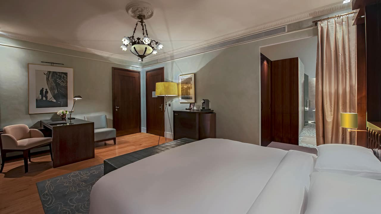 Park King Bedroom