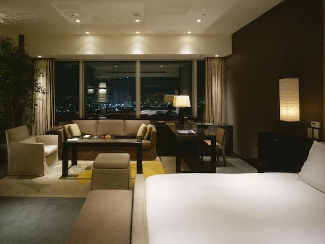 Tokyo Suite Bedroom