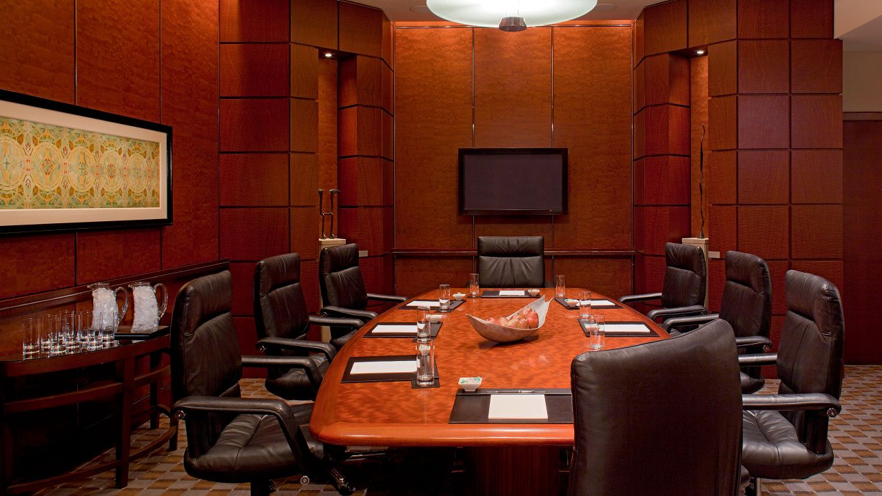 Louis Sullivan Boardroom