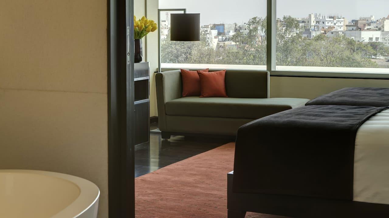 1 Bedroom deluxe apartments