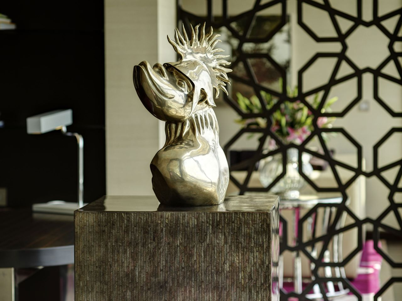 Presidential Suite Sculpture