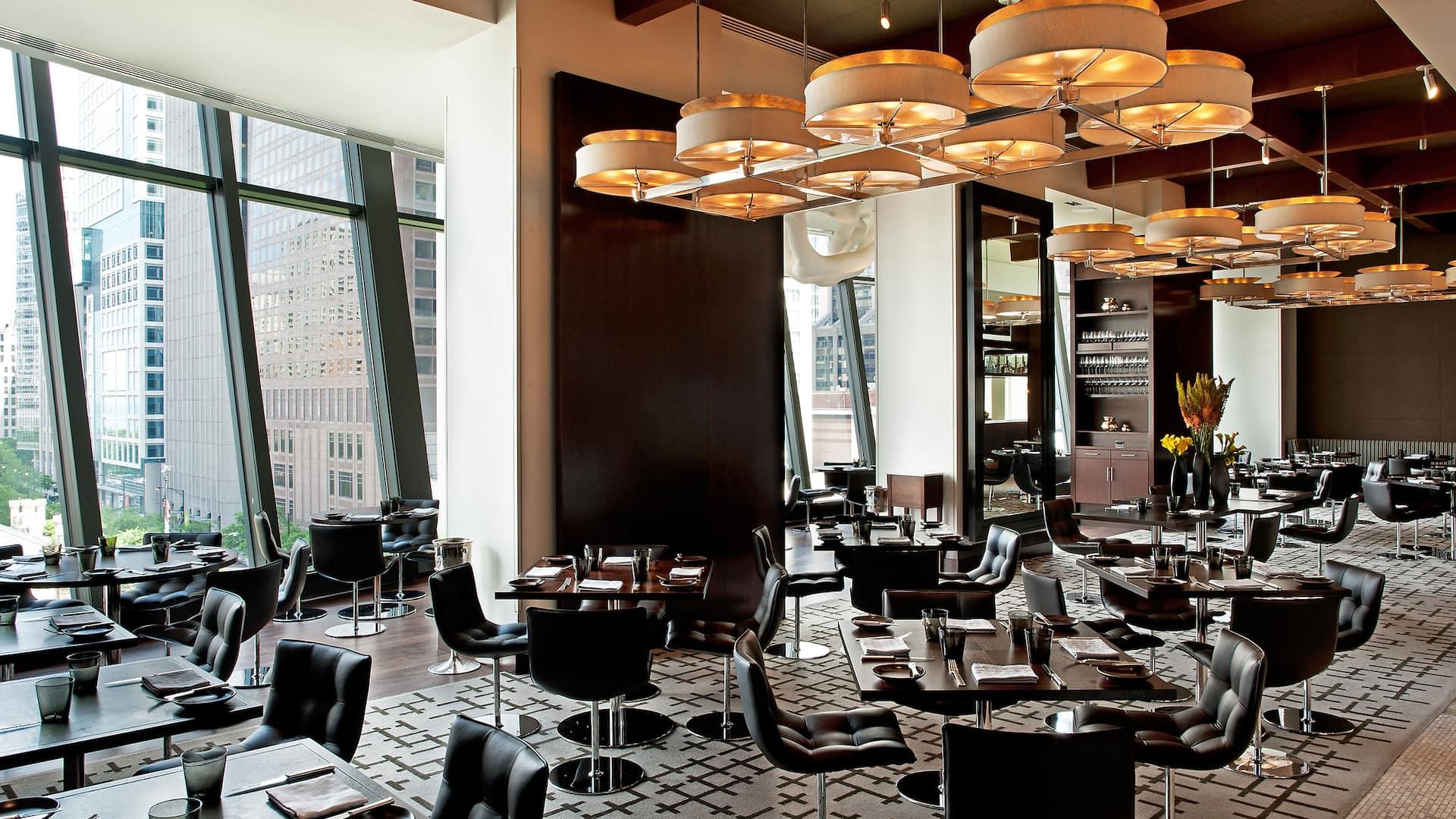 NoMi Restaurant - Park Hyatt Chicago