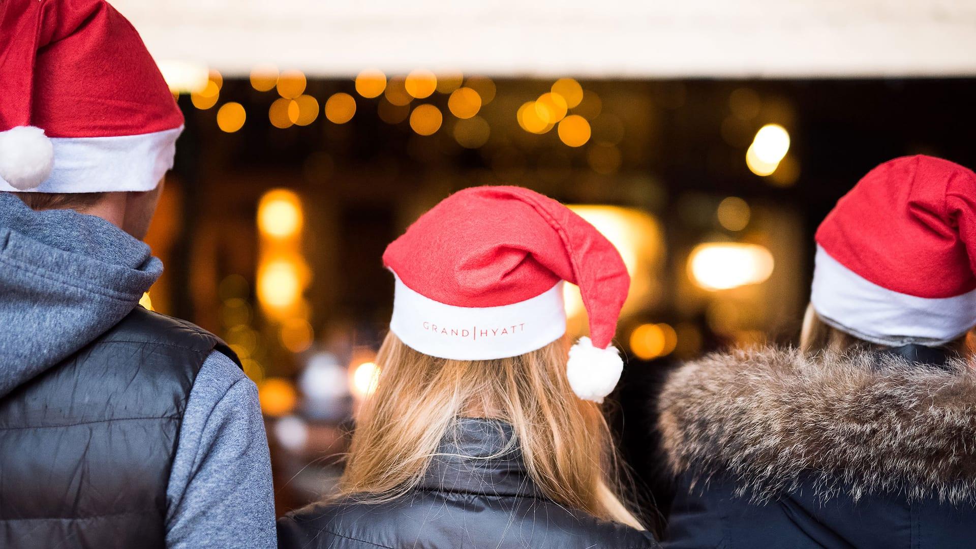 Weihnachten im Grand Hyatt Berlin